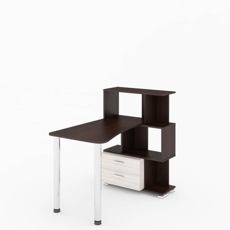 Компьютерный стол СЛ-5 СТ-2+БЯ