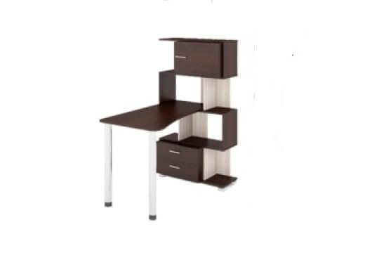 Компьютерный стол СЛ-5 СТ-2 +БЯ+БД