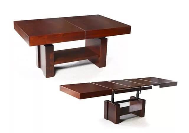 Стол-трансформер Optimata ART.306 S
