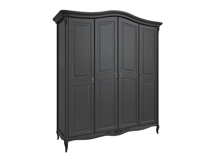 Четырехдверный шкаф Nocturne N124