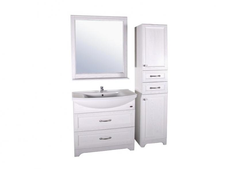 Комплект мебели для ванной Берта-85