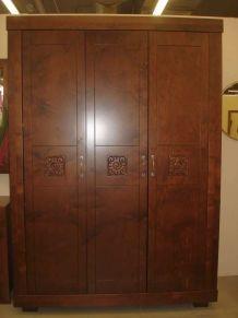 Трехдверный шкаф DORIS 107 D