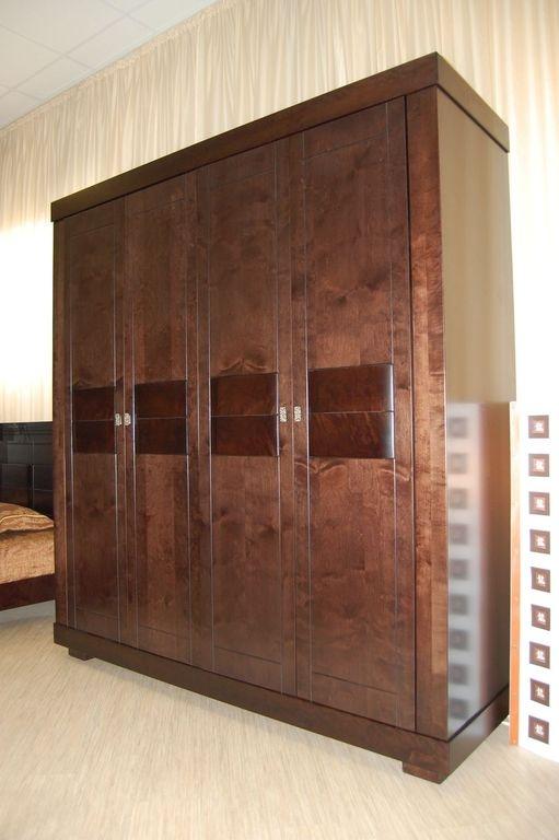Четырехдверный шкаф LILIAN 107L