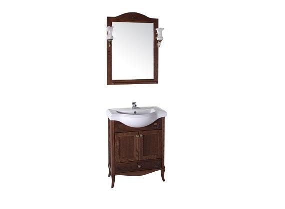 Комплект мебели для ванной Салерно-65