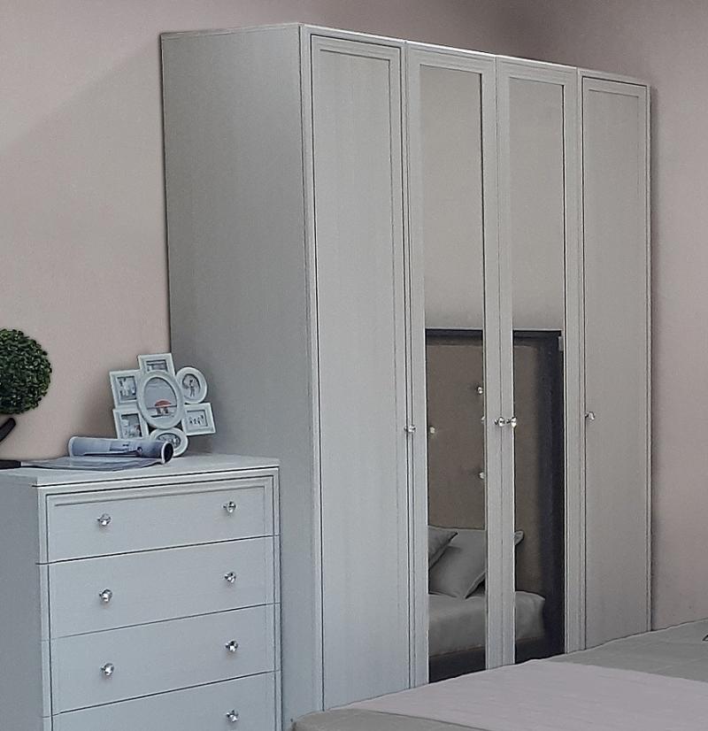 Шкаф для одежды и белья Карина Queen 555