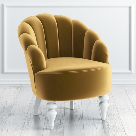 Кресло Шелли M15-W-B15