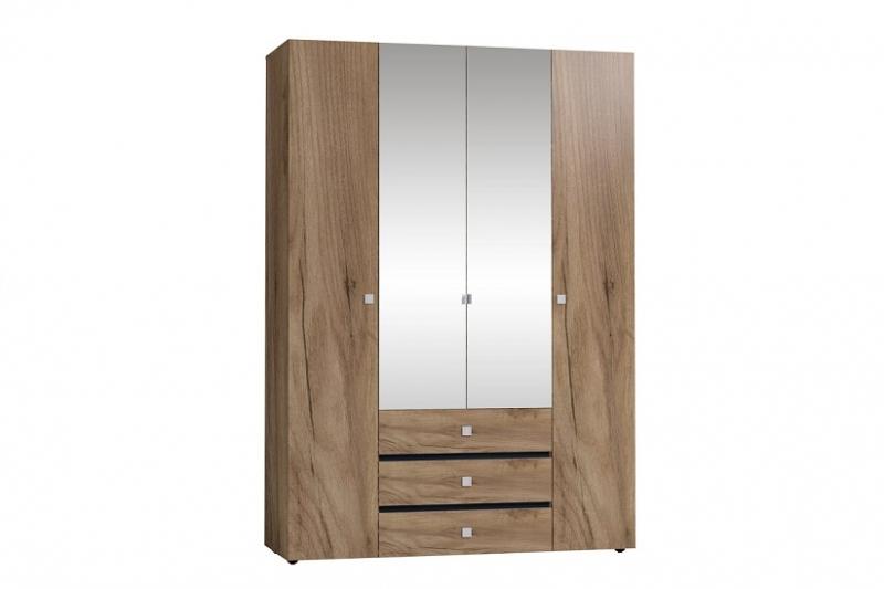 Шкаф для одежды и белья NEO 555