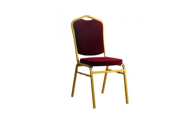 Стул театральный (шитое сиденье)