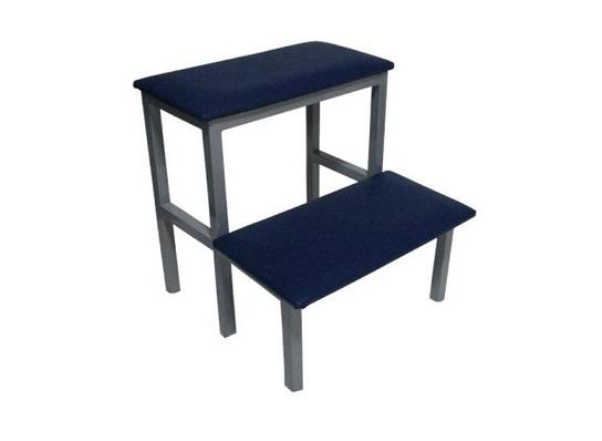 Подставка для массажного стола (2 ступеньки)