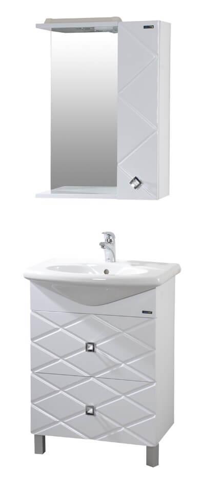 Мебель для ванной Честер 60