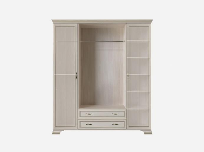 Четырехдверный шкаф Сиена (корпус)