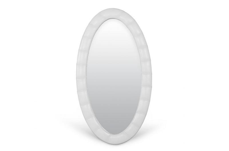 Зеркало Люнетта мозаика