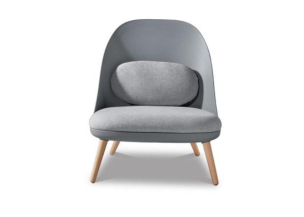 Кресло RX-12W серый HE512-10