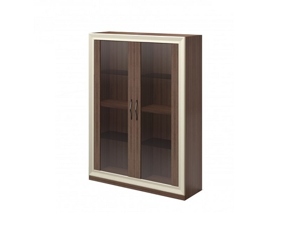 Шкаф-витрина низкая Nobile ШВтН-ФСД-ФСД