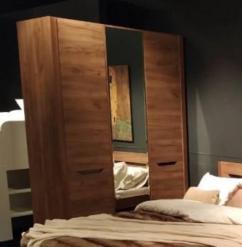 Шкаф для одежды Афина Мод.А11 (дуб крафт табачный галифакс)