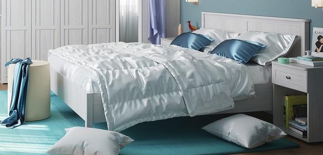 Кровать Sherlock 45 (ясень анкор светлый)