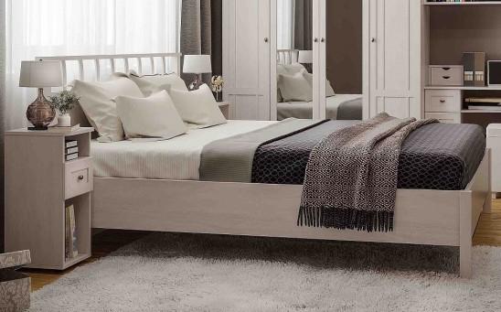 Кровать Sherlock 50 Люкс (ясень анкор светлый)