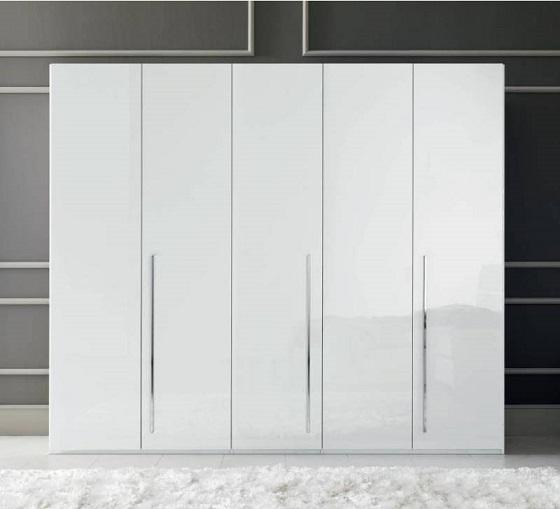 Шкаф DREAM White (две двери)