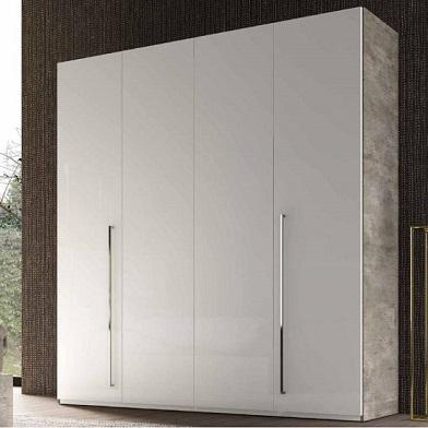 Шкаф TREVISO Grey (две двери)