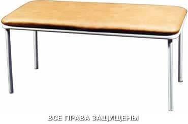 Кушетка мягкая М111/2 2-х мест