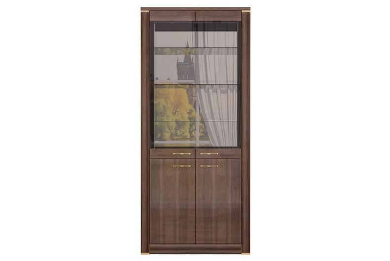 Шкаф для посуды (2-х дверный) Париж №16