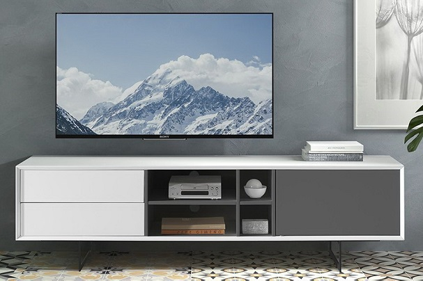 ТВ-тумба DUPEN TV-131 white