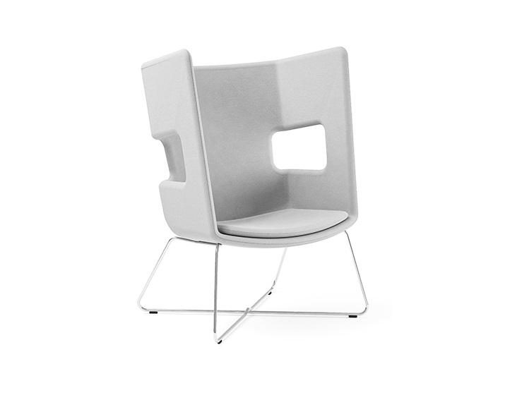 Кресло POPPEA SOFT kit 251/C