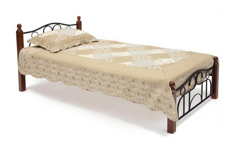 Кровать AT-808 Wood slat base Single Bed (арт. 14013)