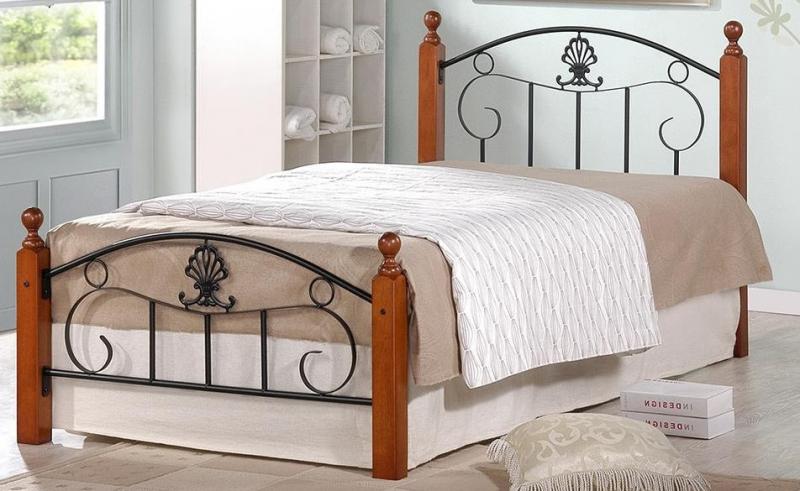 Кровать RUMBA Wood slat base Single Bed (арт. 14001)