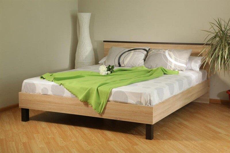 Кровать двуспальная МК44 изд 18