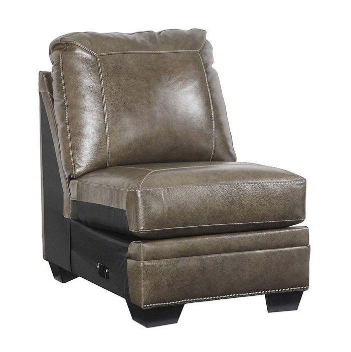 Кресло Roleson 5870346 модульное 66х102х99 см Коричневый