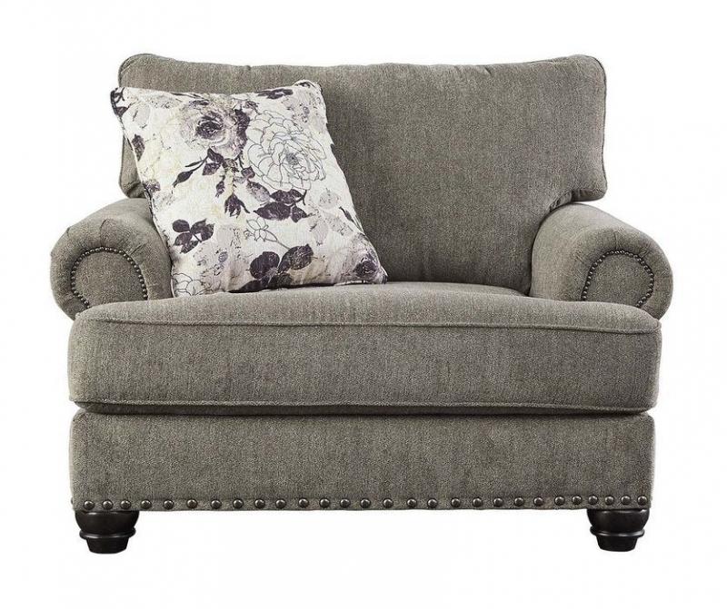 Кресло Sembler 2340223 Сабиле 132х114х107 см Серый