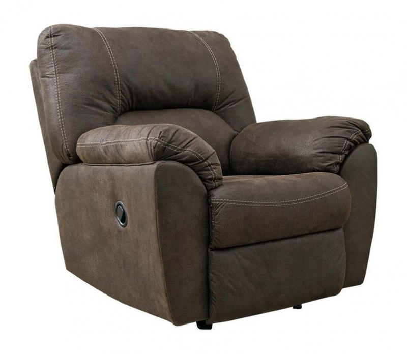 Кресло Tambo 2780225 реклайнер 104х104х104 см Коричневый