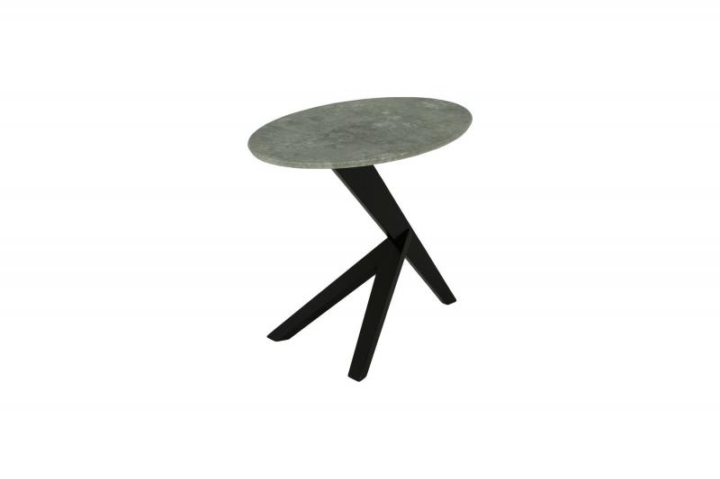Столик приставной MK-6345-BG 57х40х53 см Серый