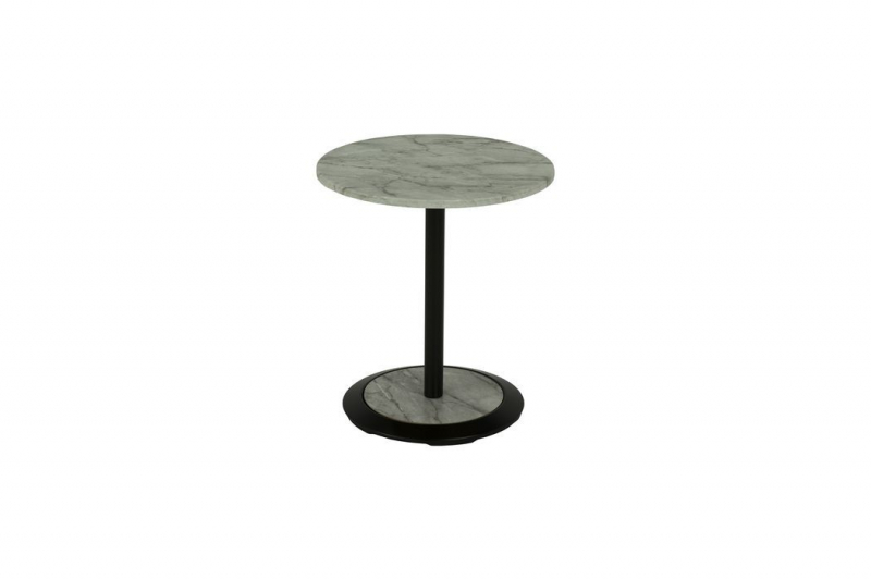 Столик приставной MK-6347-BG 45х45х51 см Серый