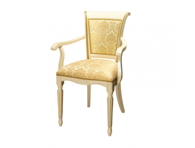 Кресло С14 мягкий подлокотник