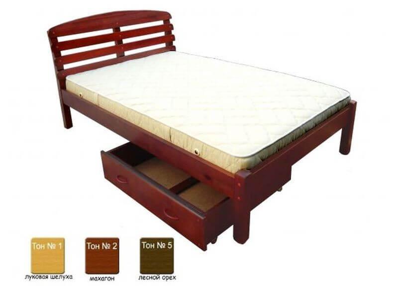 Кровать детская Кантри 120