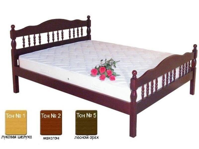 Кровать детская Ретро ДС