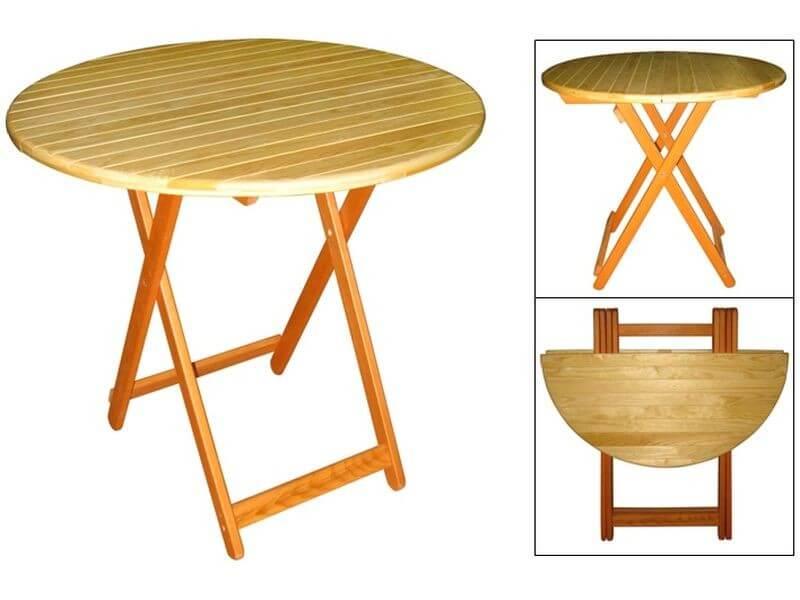 Стол складной М 142-81
