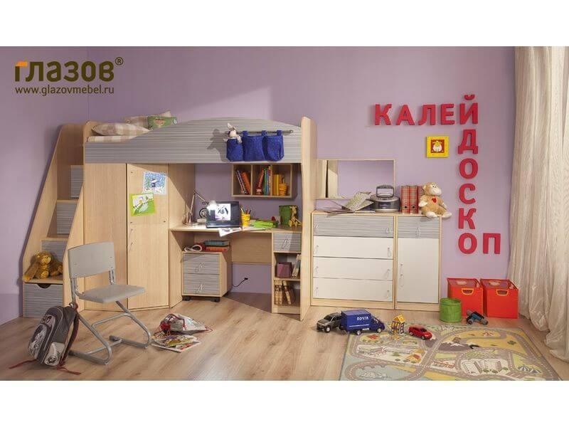 Мебель для детской Калейдоскоп 1