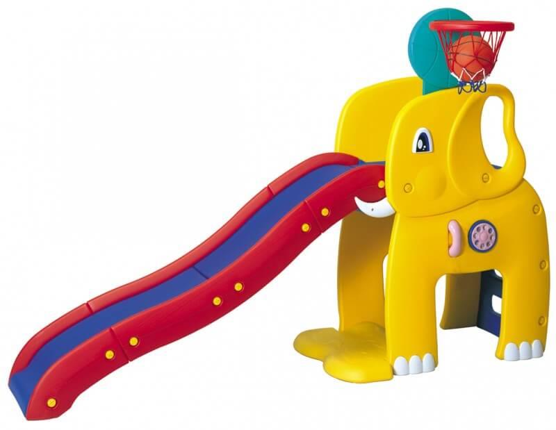 Горка детская Слон HNP-715
