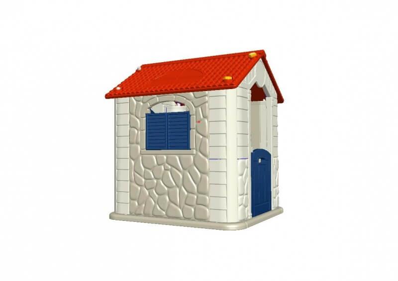 Игровой домик Happy Box HN-706