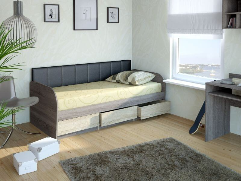 Кровать МДК 4.11 изд 12