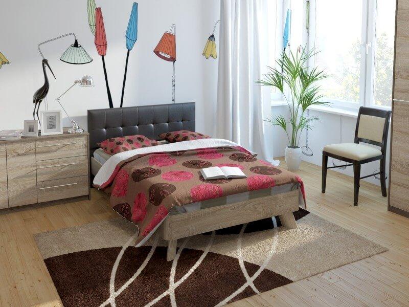 Кровать МДК 4.11 изд 17