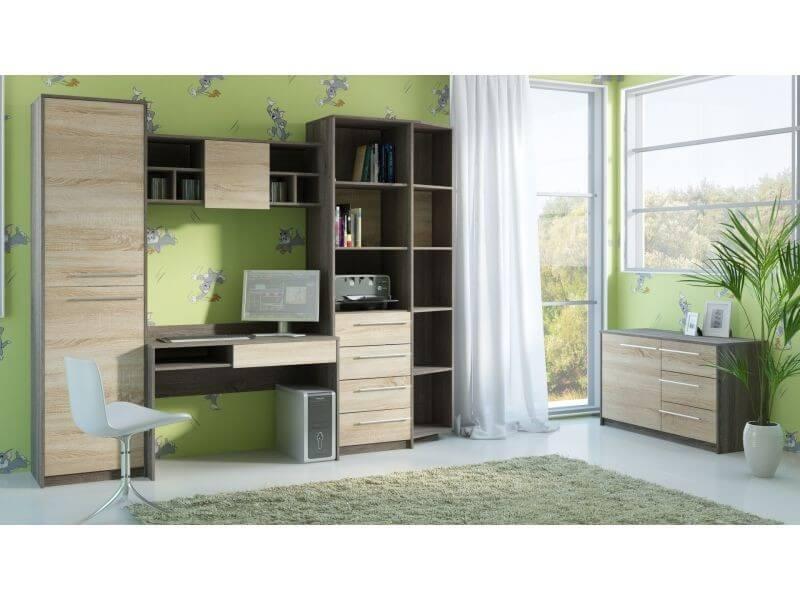 Мебель для детской МДК 4.11 вариант 1