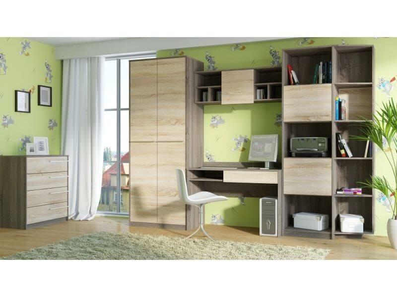 Мебель для детской МДК 4.11 вариант 2