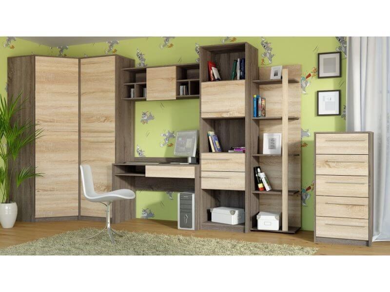 Мебель для детской МДК 4.11 вариант 3
