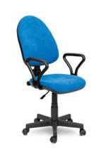 """Кресло для оператора """"Мартин Самба"""" без подл. ткань В"""