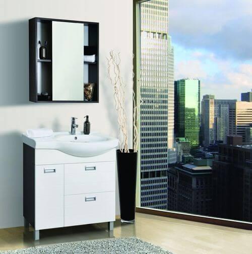 Мебель для ванной Бостон 80