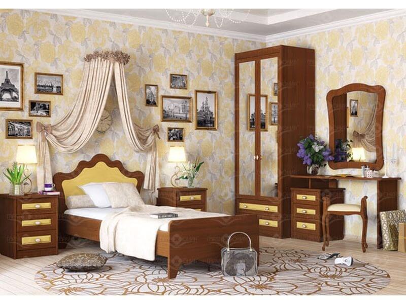 Мебель для детской Итальянский мотив 12